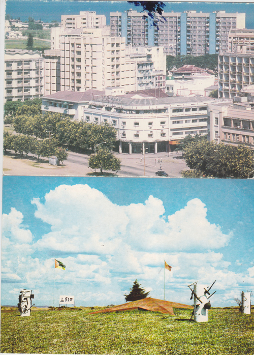 Maputo postcards 2small
